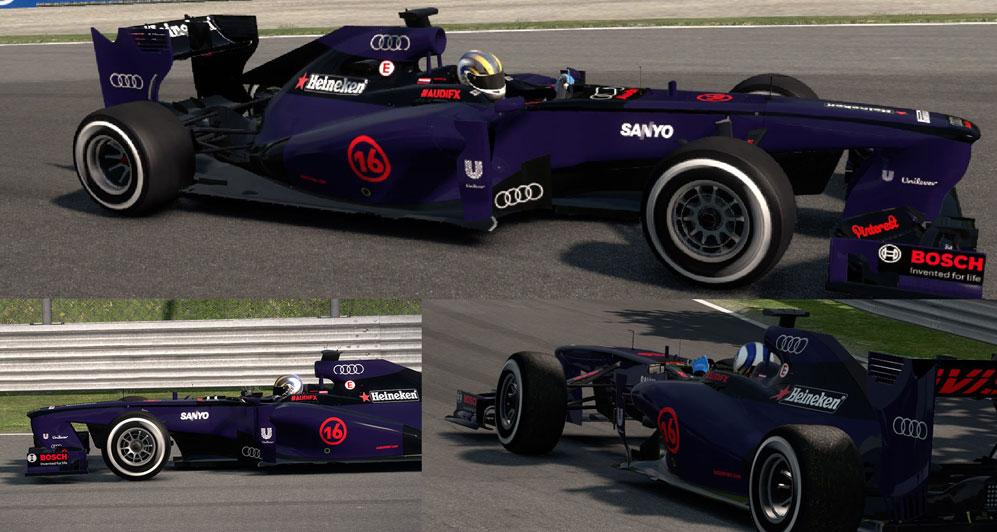 Audi F1 Team