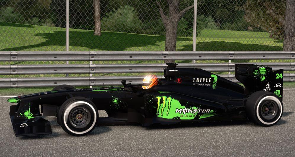 Triple 7 F1 Team