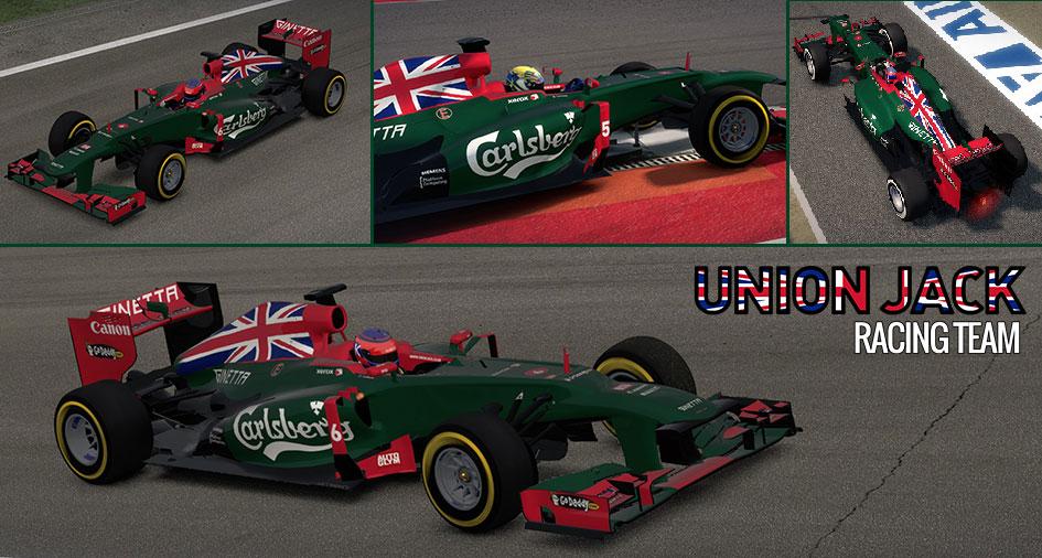 Union Jack Racing