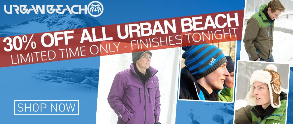 urbanbeach