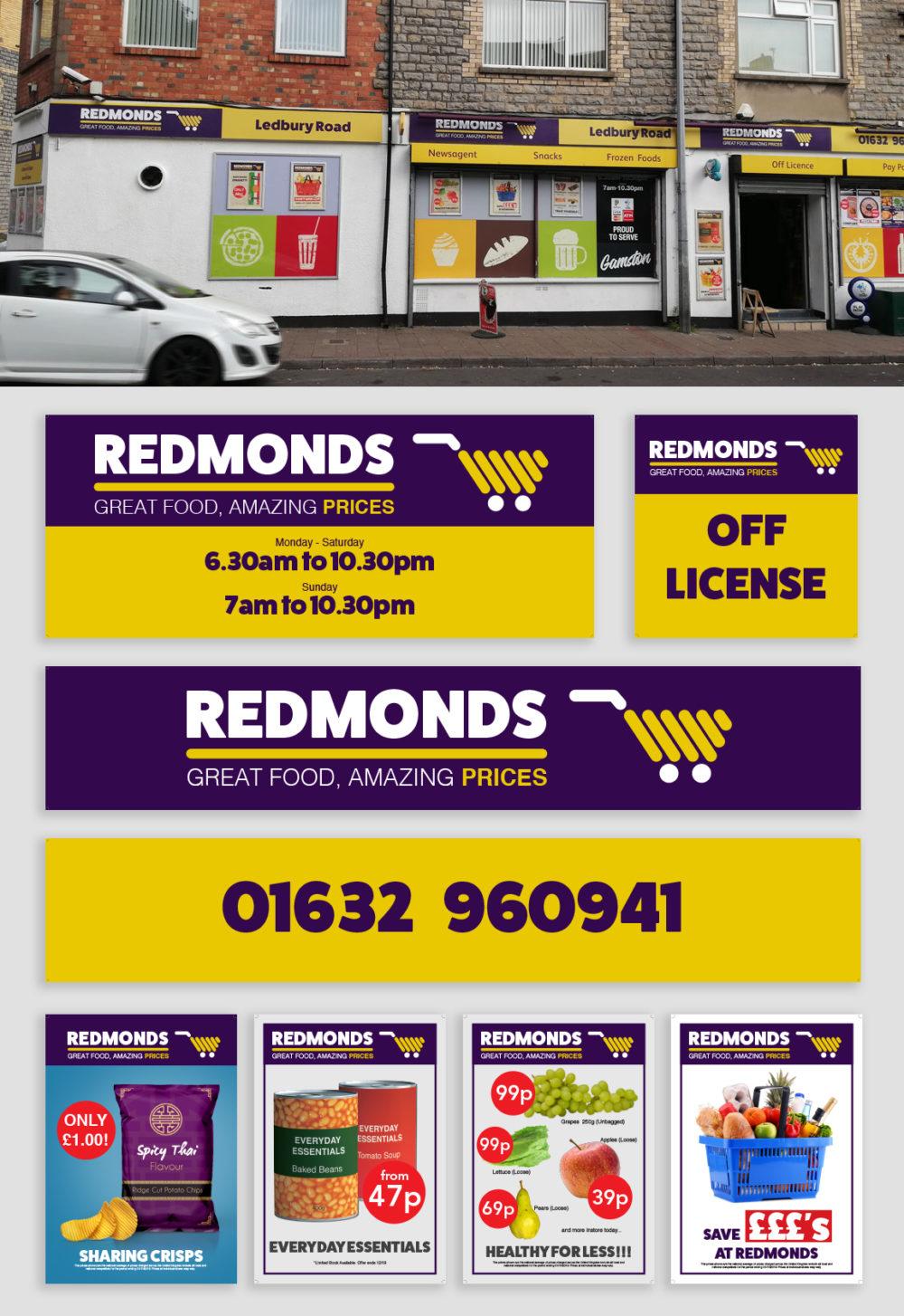 redmonds shop graphics stephen fielding